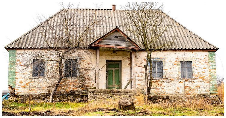 Fotógrafo entró a casa abandonada, lo que vio es increíble!