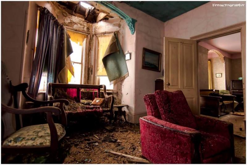Casa abandonada hace 30 a os taringa for Mobilia anos 50