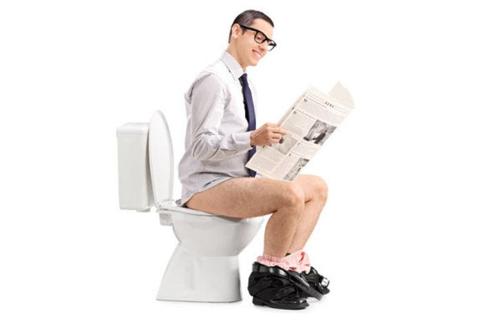 Desde que vi cómo hay que sentarse en el baño ¡mi vida cambió para siempre!